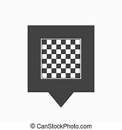 עלה, tooltip, הפרד, שחמט