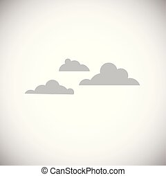 ענן לבן, רקע