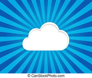 ענן, קרנות