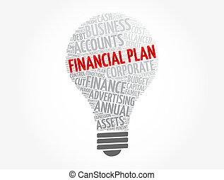 עסק, מושג כספי, התכנן, נורת חשמל, רקע