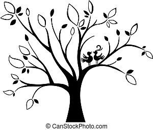 עץ, חתונה