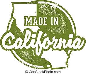 עשה, קליפורניה, ארהב