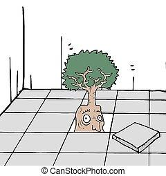 פנטזיה, עץ