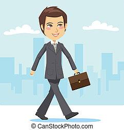 פעיל, איש עסקים, צעיר