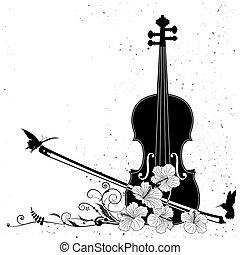 פרחוני, וקטור, תרכובת מוסיקלית