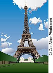 פריז, מגדל, איפאל
