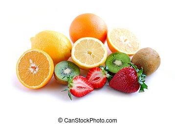 פרי, מגוון