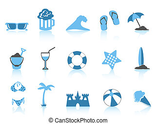 פשוט, כחול, איקון, החף, סידרה