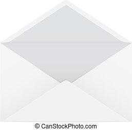 פתוח, מעטפה