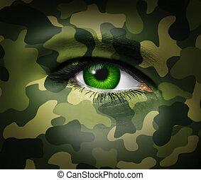 צבא, הבט, הסתוה