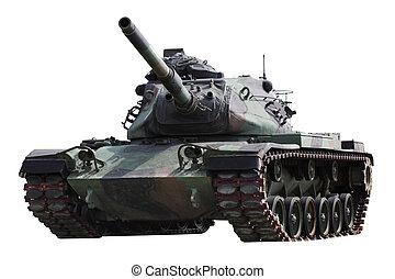 צבא, טנק