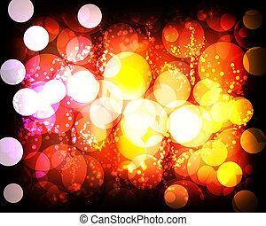 צבעוני, חג המולד, רקע