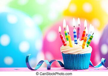 צבעוני, כאפכאק, יום הולדת