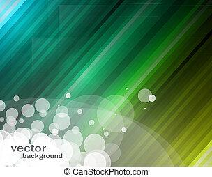 צבעוני, עסק, רקע