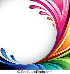צבעוני, רקע