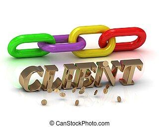 צבע, מואר, מכתבים, client-, שלשל, חריתה