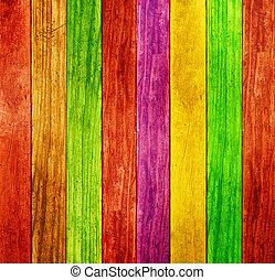 צבע, עץ, רקע