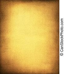 צהוב זהוב, רקע