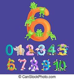 צפרדעים, ספרים, מספרים, יסודי, לספור, ילדים, אי.בי.סי, חשב, אלפבית, ששה, גן ילדים, 6, ללמד, ordinal, יכולת, דוגמה, אוסף, פוסטרים, בית ספר, בעלי חיים, כמות, וקטור, או