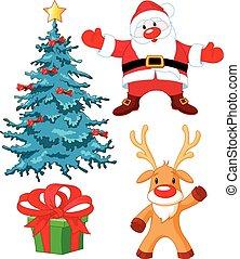 קבע, חג המולד