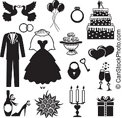 קבע, חתונה