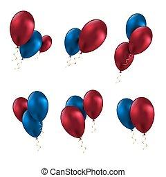 קבע, balloon, קישוט, מפלגה של יום ההולדת, חגוג