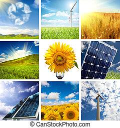 קולז', חדש, אנרגיה