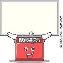 קופסה, עבד, אופי, , עלה, ציור היתולי