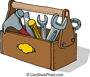 קופסת כלים, וקטור, דוגמה