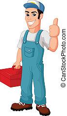 קופסת כלים, givi, ידידותי, מכונאי