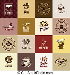קפה קובע, איקונים