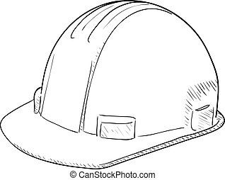 קשה, כובע של בניה