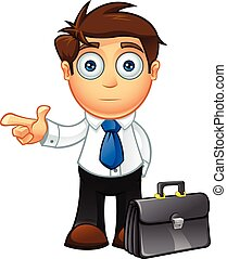 קשר כחול, אופי, איש של עסק