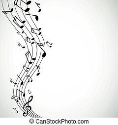 רואה, וקטור, מוסיקה