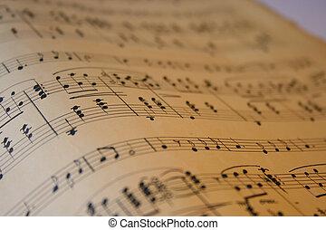 רואה, מוסיקה, קרזל
