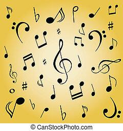 רואה, מוסיקה