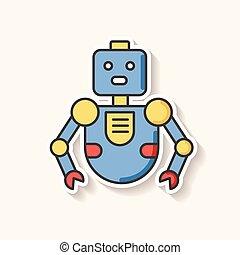 רובוט, טכנולוגיה, חדשני, patch.