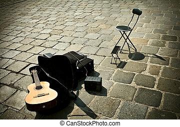 רחוב, מוסיקה