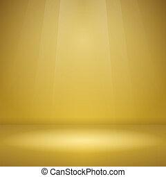 ריק, צהוב, ביים