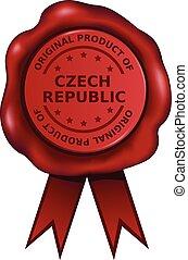 רפובליקה, מוצר, צ'כי