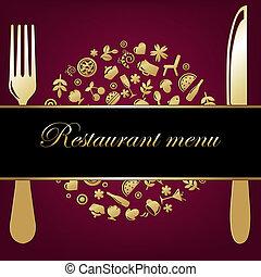 רקע, מסעדה