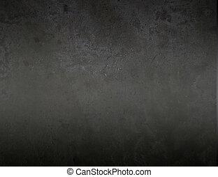 רקע שחור, טקסטורה