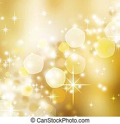 רקע., תקציר, חופשה, חג המולד, bokeh