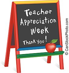 שבוע, מורה, חצובה, הערכה