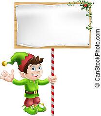 שדון, חג המולד, חתום