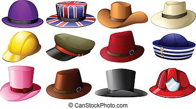 שונה, כובע, מעצב
