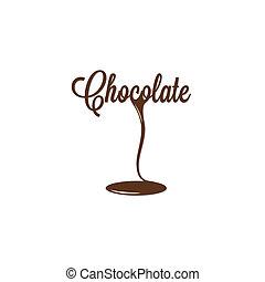 שוקולד, הפרד, חתום