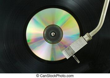 שחק, ארוך, תקליטור