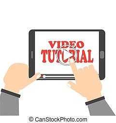 שיעור, וידאו