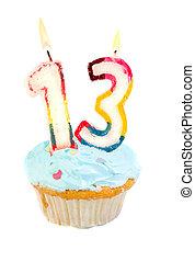 שלושה עשר, יום הולדת, כאפכאק